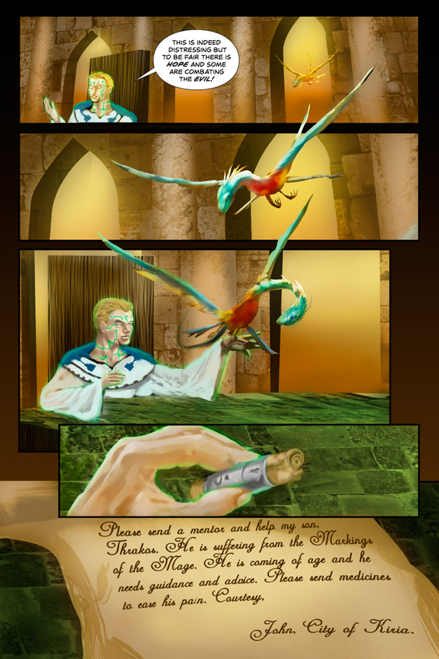 Luminous Ages: Issue 2, page 4