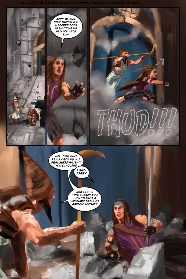 Luminous Ages Issue 4 Page 4
